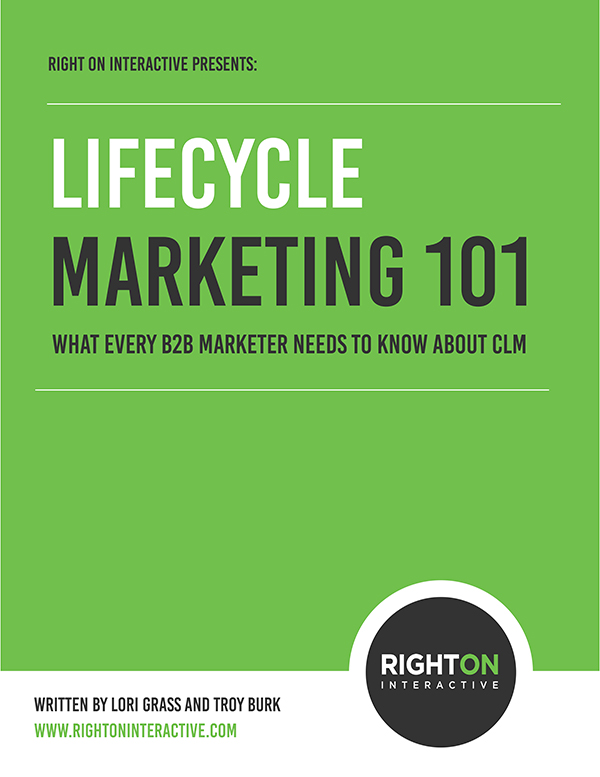 Lifecycle Marketing ebook