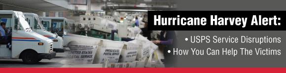Hurricane Harvey Alert